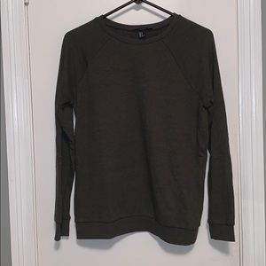 Forever 21 green sweater. Brand New.